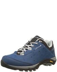 blaue niedrige Sneakers von Lafuma