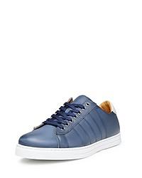 blaue niedrige Sneakers von SHOEPASSION
