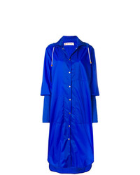 blaue Regenjacke von Marni