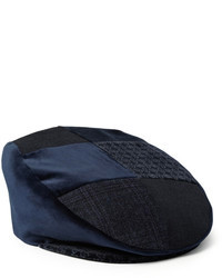 blaue Schiebermütze von Etro