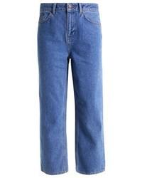 Blaue Schlagjeans von Un Jean