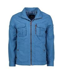 blaue Shirtjacke von REDPOINT