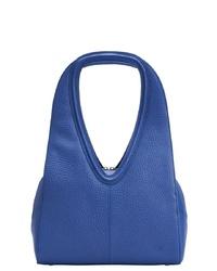 blaue Shopper Tasche aus Leder von VOi