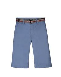 blaue Shorts von Bernd Berger