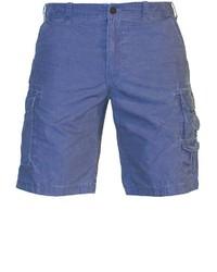 blaue Shorts von CODE-ZERO