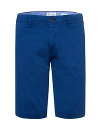blaue Shorts von EUREX BY BRAX
