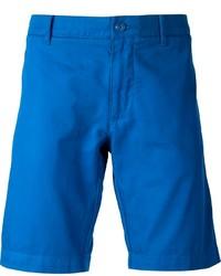 blaue Shorts von Lacoste