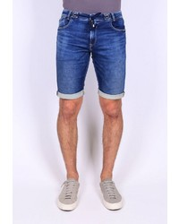 blaue Shorts von Le Temps des Cerises