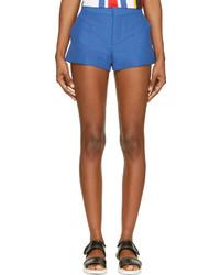 blaue Shorts von Marni