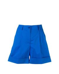 blaue Shorts von P.A.R.O.S.H.