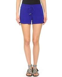 blaue Shorts von Splendid