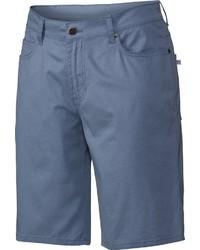 blaue Shorts von Tom Ramsey