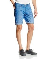 blaue Shorts von Tom Tailor