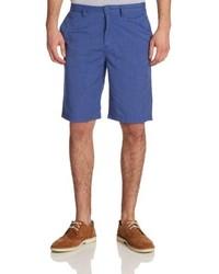 blaue Shorts von Vans