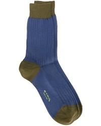 blaue Socken von Etro