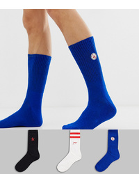 blaue Socken von New Look