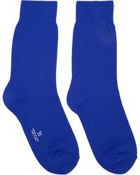blaue Socken von Y's