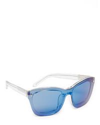 blaue Sonnenbrille von 3.1 Phillip Lim
