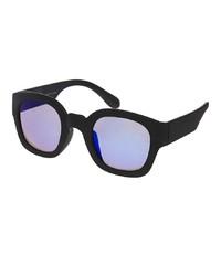 blaue Sonnenbrille von Asos