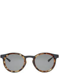blaue Sonnenbrille von Damir Doma