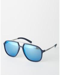 blaue Sonnenbrille von Dolce & Gabbana