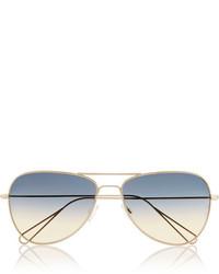 blaue Sonnenbrille von Isabel Marant