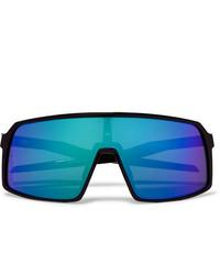 blaue Sonnenbrille von Oakley
