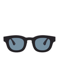blaue Sonnenbrille von Thierry Lasry