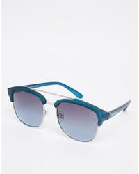 blaue Sonnenbrille von Thomas Pink