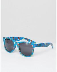 blaue Sonnenbrille von Vans