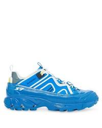 blaue Sportschuhe von Burberry