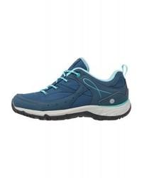 blaue Sportschuhe von Hi-Tec