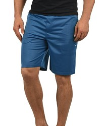 blaue Sportshorts von Solid