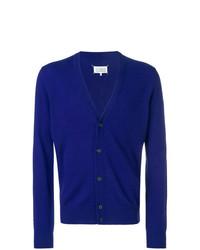 blaue Strickjacke von Maison Margiela