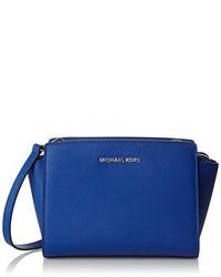 blaue Taschen von Michael Kors