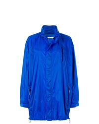 blaue Windjacke von Givenchy