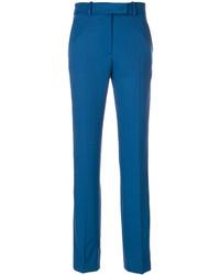 blaue Wollhose von Calvin Klein