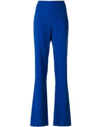 blaue Wollhose von Giorgio Armani