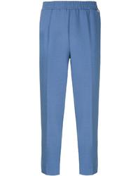 blaue Wollhose von Twin-Set