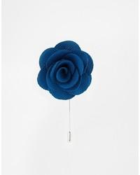 blauer Anstecknadel von Asos