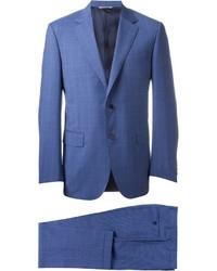 Blauer Anzug von Canali