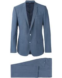 blauer Anzug von Dolce & Gabbana