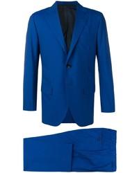 blauer Anzug von Kiton