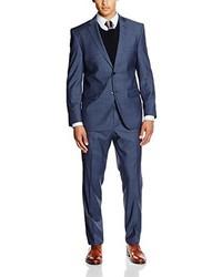 blauer Anzug von Roy Robson