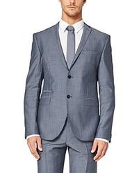 blauer Anzug von s.Oliver BLACK LABEL