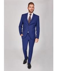blauer Anzug von SteffenKlein