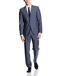 Blauer Anzug von Strellson Premium