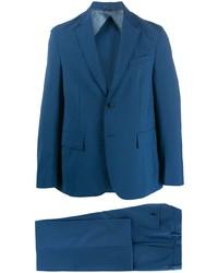 blauer Anzug von Valentino