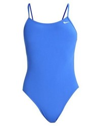 blauer Badeanzug von Nike