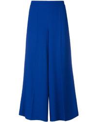 blauer Hosenrock von Salvatore Ferragamo